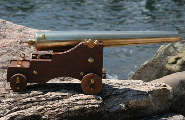 Strong Fire Arms Co. - Saluting Cannons